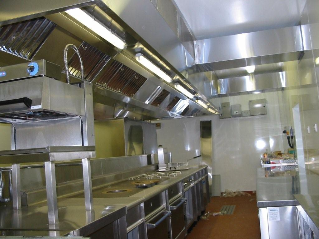 Commercial Kitchen Deep Cleaning London & England-wide