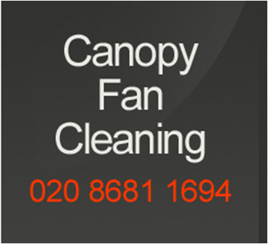 canopy fan cleaning london logo